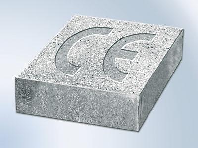 CE-Pflasterstein